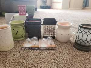 Scentsy warmers for Sale in Las Vegas, NV