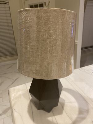Brand new decorative lamp for Sale in McKinney, TX