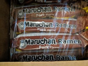 Pork Maruchan ramen (24) for Sale in Torrance, CA