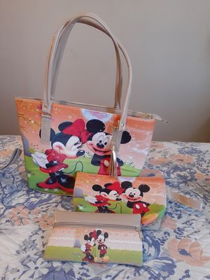 Mickey mouse purse for Sale in Avondale, AZ