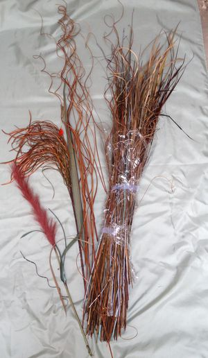 Twigs artificial leaf branches for flower arrangements for Sale in Chandler, AZ