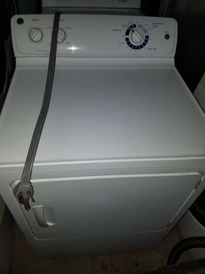 Ge dryer Electric # WARRANTY for Sale in Houston, TX