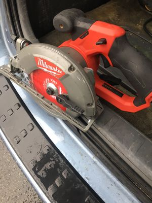 Milwaukee m12 saw for Sale in San Jose, CA