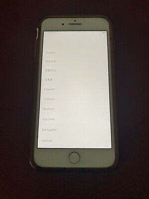 IPhone 8 plus used 64Gb silver (unlocked) for Sale in Sanger, CA