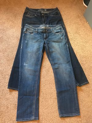 2 pair Seven7 jeans size 16 for Sale in Broomfield, CO