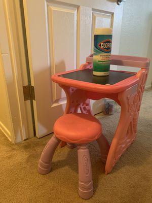 Kids Desk/clipboard easel set for Sale in Downey, CA