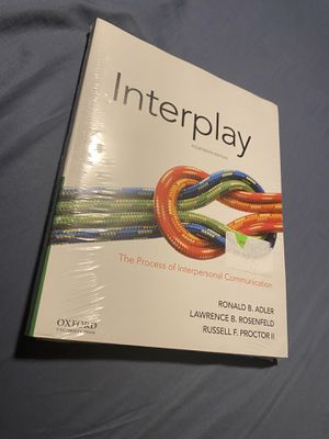 The process of interpersonal communications for Sale in Murrieta, CA