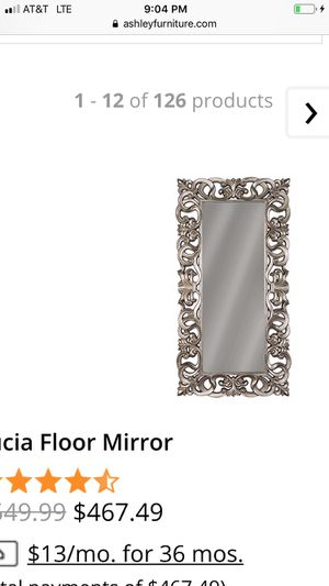 Standing Mirror or wall Mirror for Sale in Miramar, FL