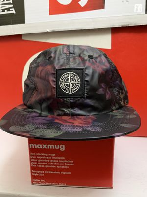 Supreme Stone Island Lamy 6-panel Black for Sale in Fairfax, VA