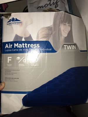 Twin air mattress for Sale in Capitol Heights, MD