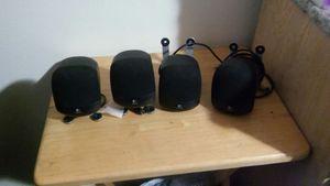 Logitech speakers for Sale in Lowell, MA