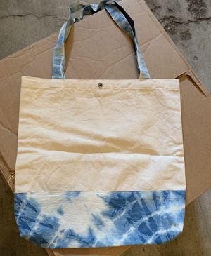 New Batik cloth tote bag for Sale in Rockville, MD
