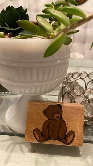 """Stamp """"Teddy Bear"""" for Sale in Esparto, CA"""