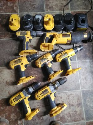 DeWalt 18 volt set for Sale in Cleveland, OH