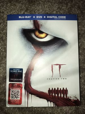 IT chapter Two digital code for Sale in Hayward, CA