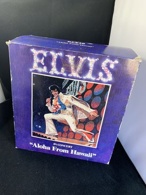 "Royal Orleans ELVIS ""Aloha from Hawaii"" statue in Box! for Sale in Waterford, WI"