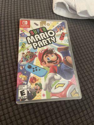 Mario Party Nintendo Switch for Sale in Miami, FL