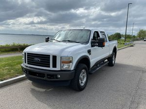 2010 Ford F-350 Crew Cab 4x4 Fully Loaded for Sale in Quincy, MA