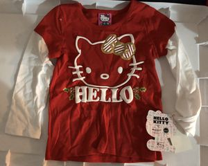 Hello Kitty long sleeve shirt for Sale in Riverside, CA