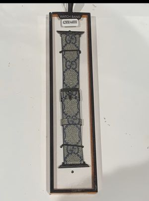"""Mens apple watch band 42"""" 44"""" for Sale in Montclair, CA"""