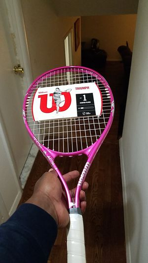 New Wilson Tennis Racket for sale (Never Used ) for Sale in Adelphi, MD