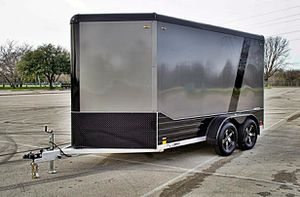 $1000 Enclosed Cargo Trailer for Sale in Rockville, MD