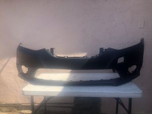 16-17 Nissan Central front bumper for Sale in Bloomington, CA