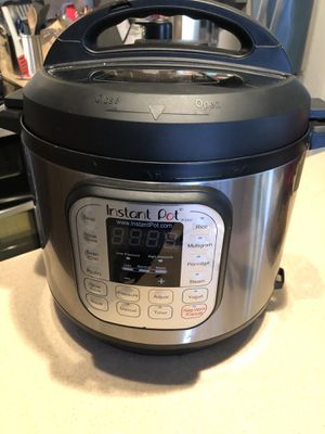 Instant Pot for Sale in San Antonio, TX