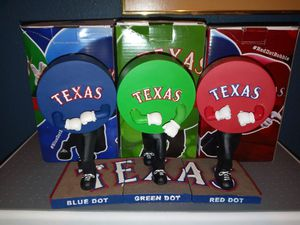 Texas Rangers Dots bobbleheads for Sale in Fort Worth, TX