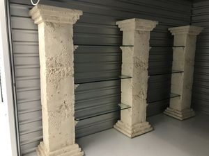Columns of Corinth Shelves for Sale in Taylor Lake Village, TX