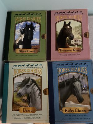 Horse diaries series for Sale in Ellicott City, MD