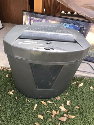 Paper shredder for Sale in Riverside, CA