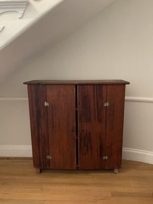 Antique cabinet for Sale in Boston, MA