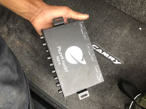 Planet audio eQ for Sale in West Haven, CT