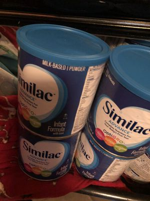 Nine cans of baby formula new never opened for Sale in Havelock, NC