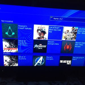 PlayStation Account $30 Cashapp for Sale in Arlington, TX