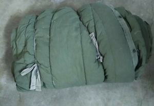 Military issued mummy sleeping bag for Sale in Port Neches, TX