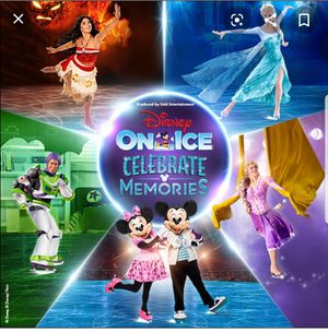 Disney on Ice tickets for TODAY AT 11AM for Sale in Downingtown, PA