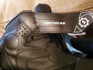 First gear motorcycle footwear size 12 for Sale in Vista, CA