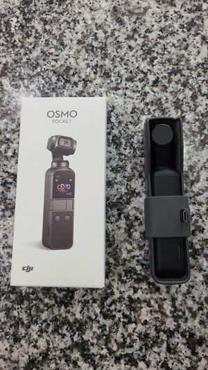 Dji osmo pocket like new for Sale in Medina, OH