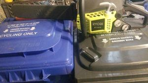 "Ryobi 18"" chainsaw for Sale in Oak Harbor, WA"