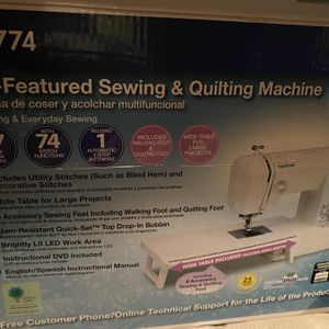Brother Sewing Machine for Sale in Gulf Shores, AL
