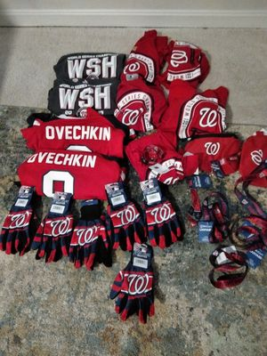 NHL, Nationals, Gear Brand New for Sale in Clarksburg, MD
