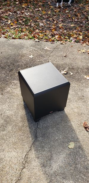 Klipsch subwoofer for Sale in Yorktown, VA