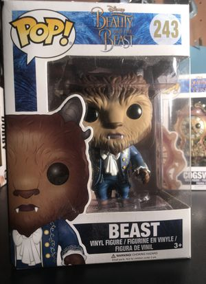 Funko Pop Disney Beauty and the Beast - Beast for Sale in Manor, TX