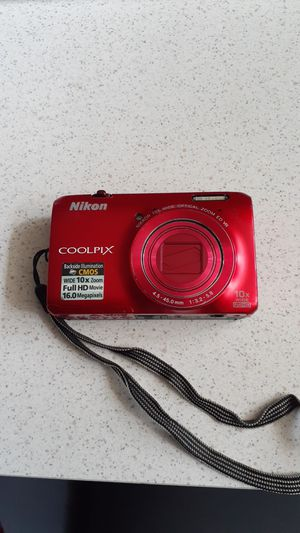 Nikon Coolpix Digital Camera for Sale in Riverside, IL