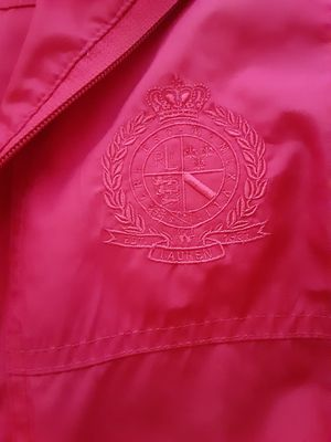 I am selling a beautiful Ralph Lauren jacket in great condition. It's a medium sized jacket. for Sale in Cary, NC