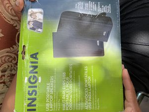 Insignia portable speakers for Sale in Las Vegas, NV