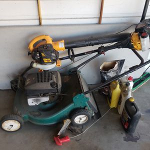 Yard power tools for Sale in Ontario, CA