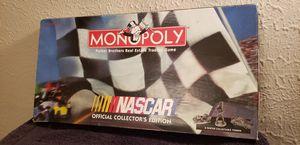 Nascar Monopoly Board Game for Sale in Nashville, TN